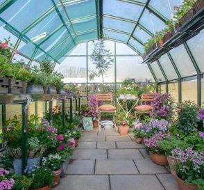 Benefits of Metal Greenhouses